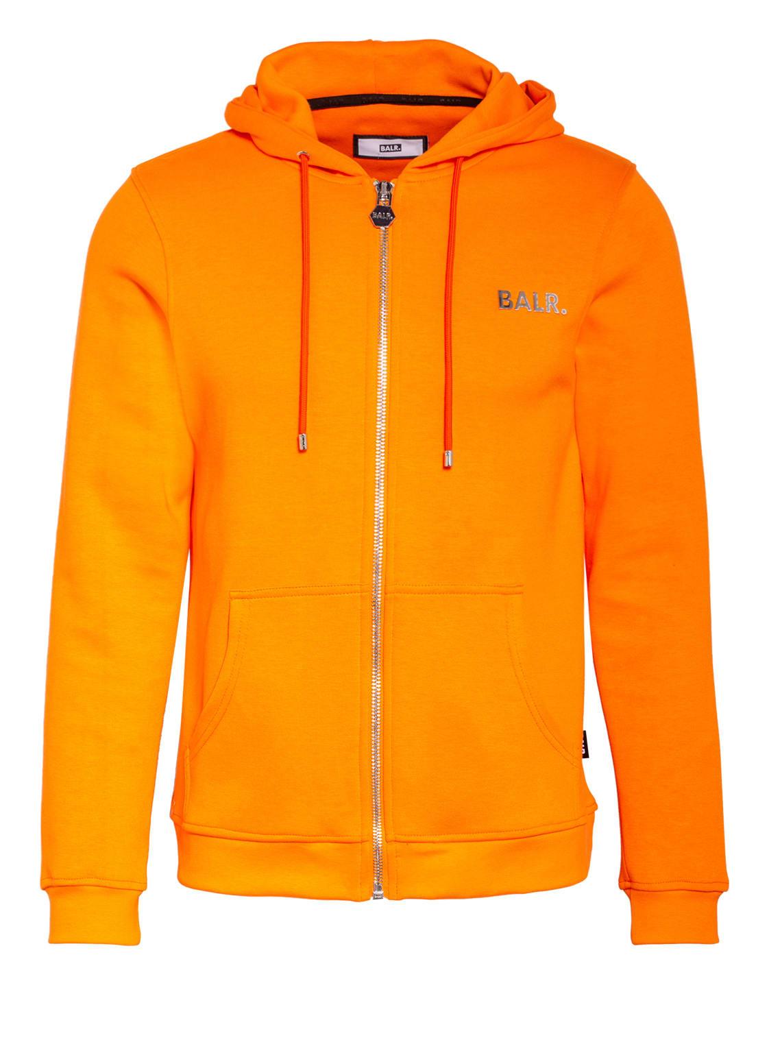 Image of Balr. Sweatjacke orange