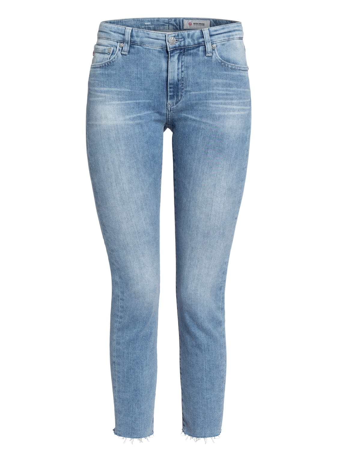Image of Ag Jeans 7/8-Jeans Prima Crop blau