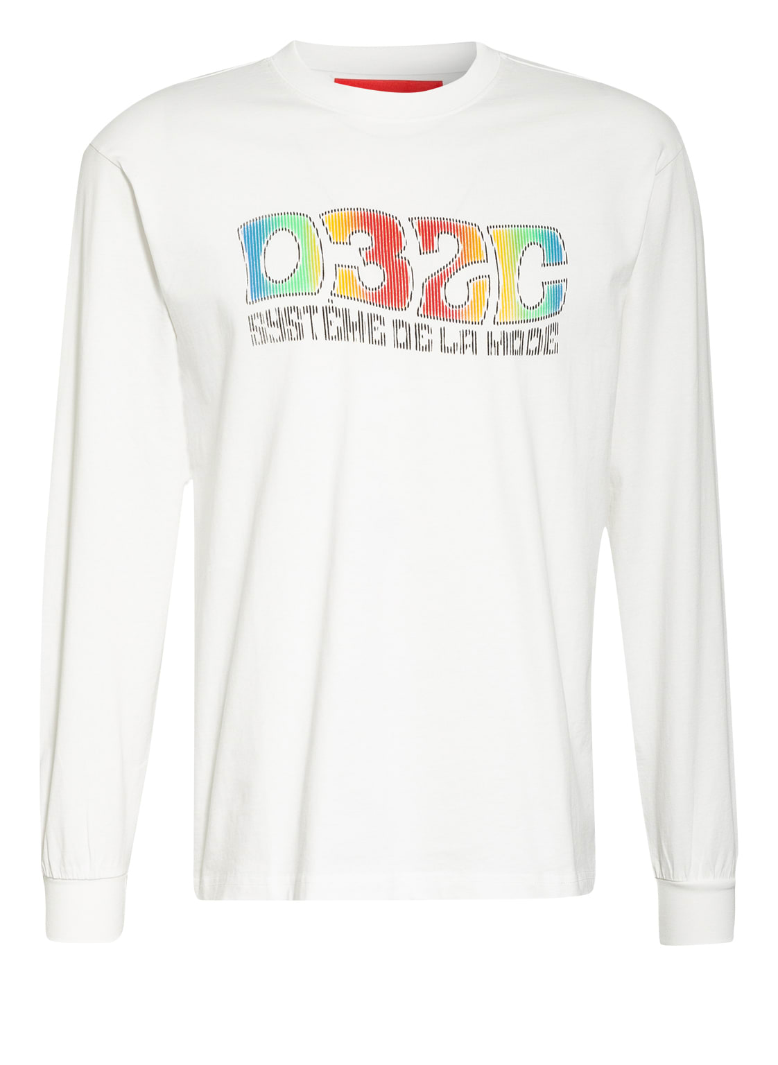 Image of 032c Longsleeve Système weiss
