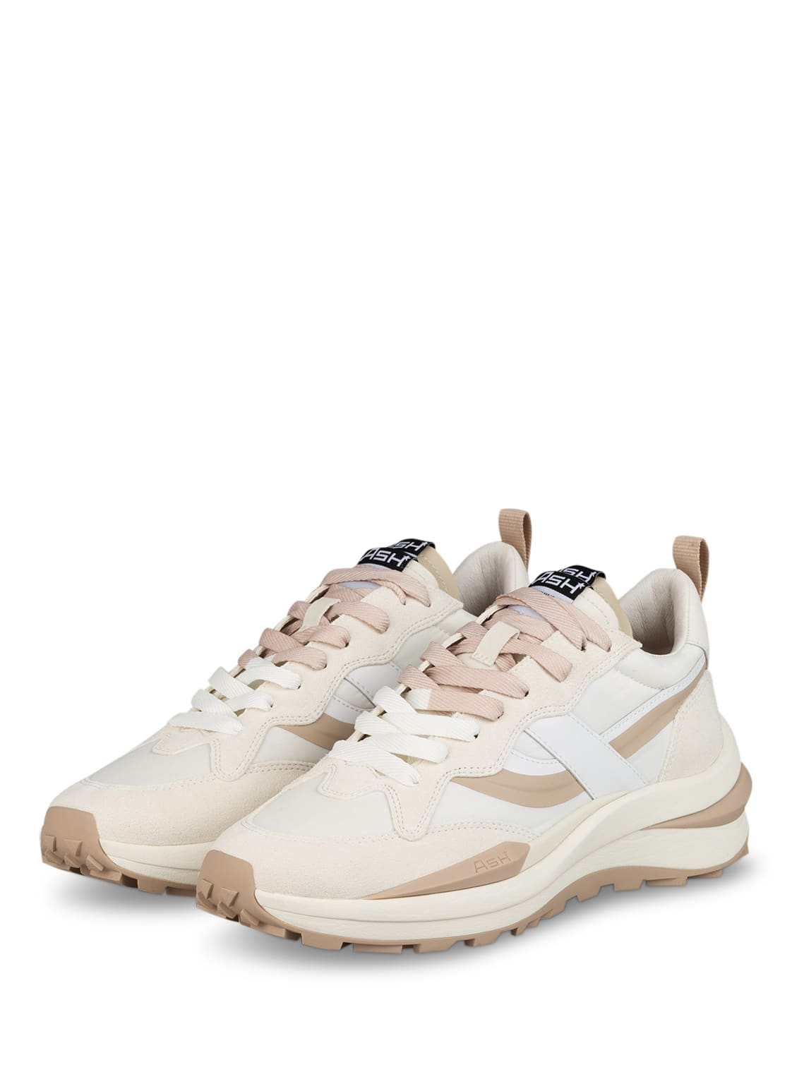Image of Ash Plateau-Sneaker Spider beige