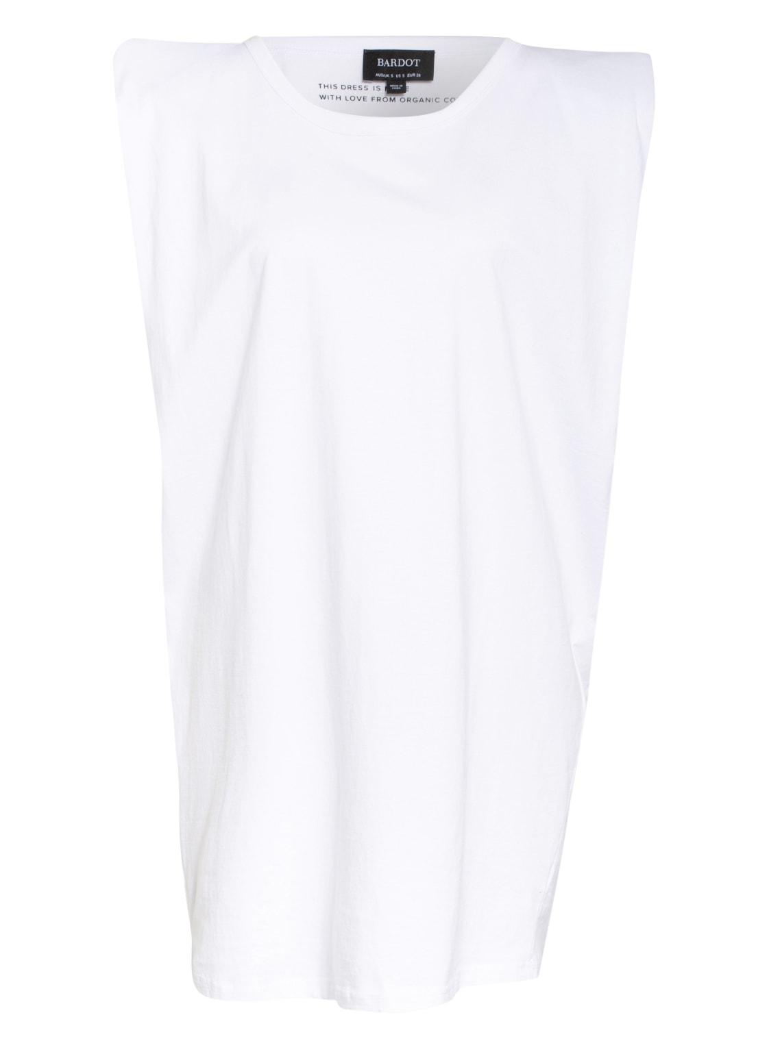 Image of Bardot Jerseykleid weiss