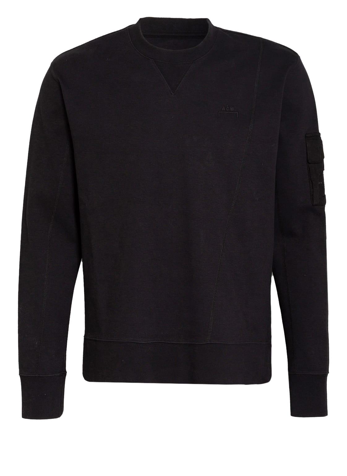 Image of A-Cold-Wall* Sweatshirt schwarz