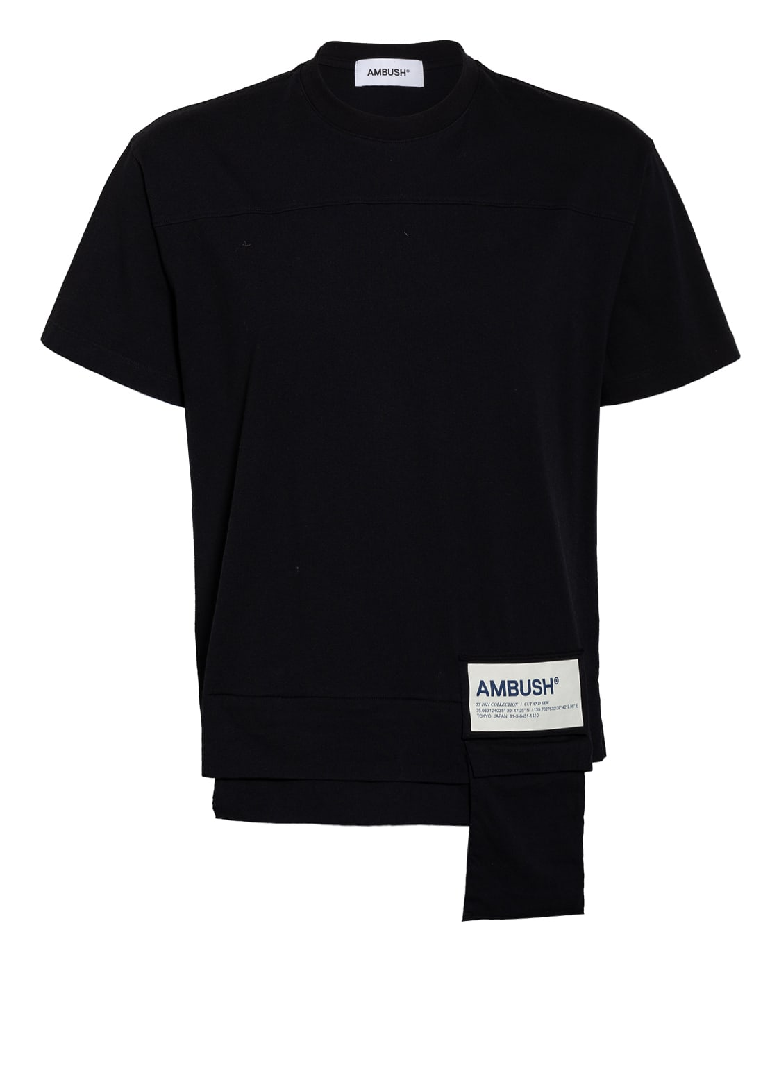 Image of Ambush T-Shirt schwarz