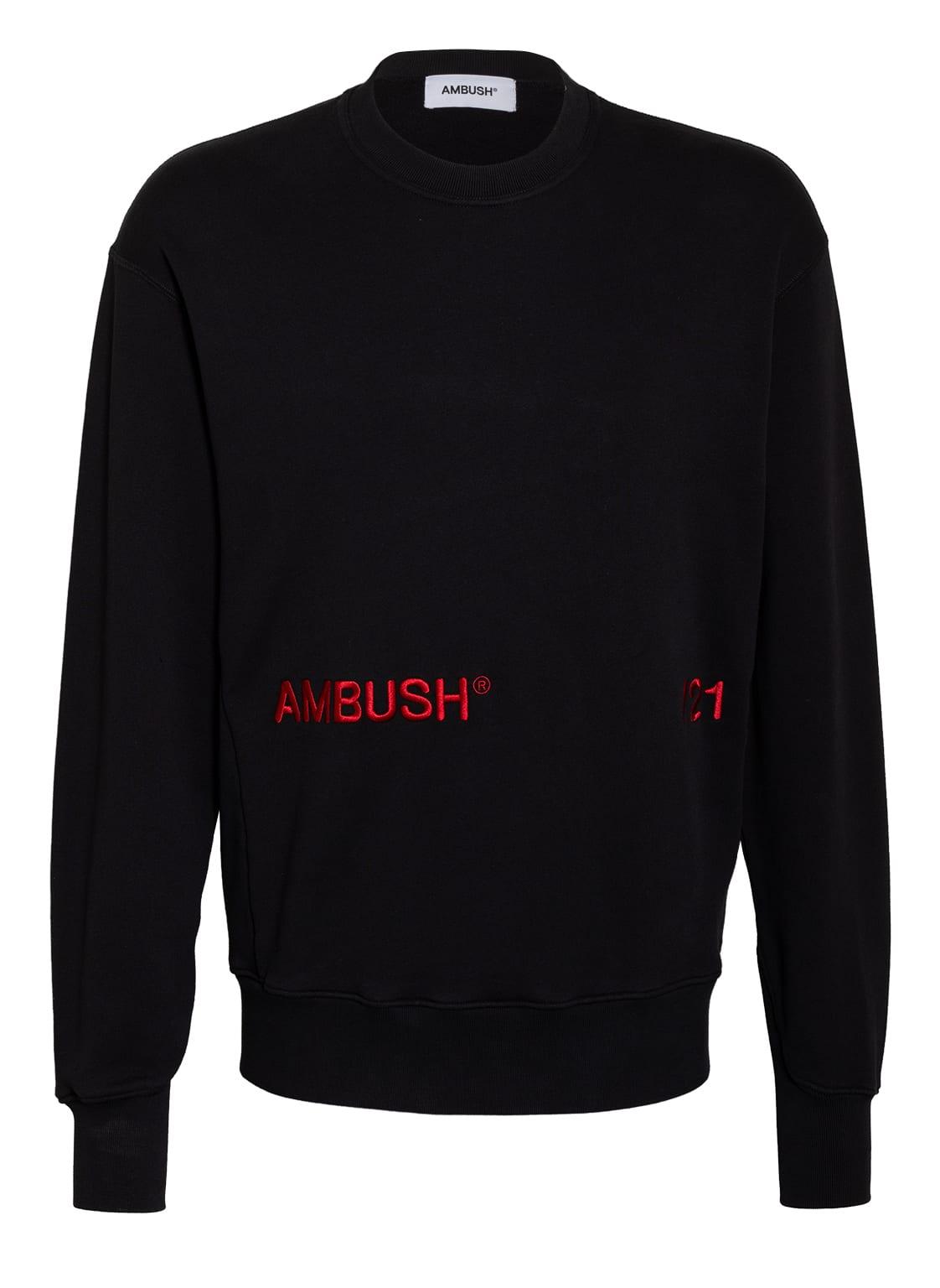 Image of Ambush Sweatshirt schwarz