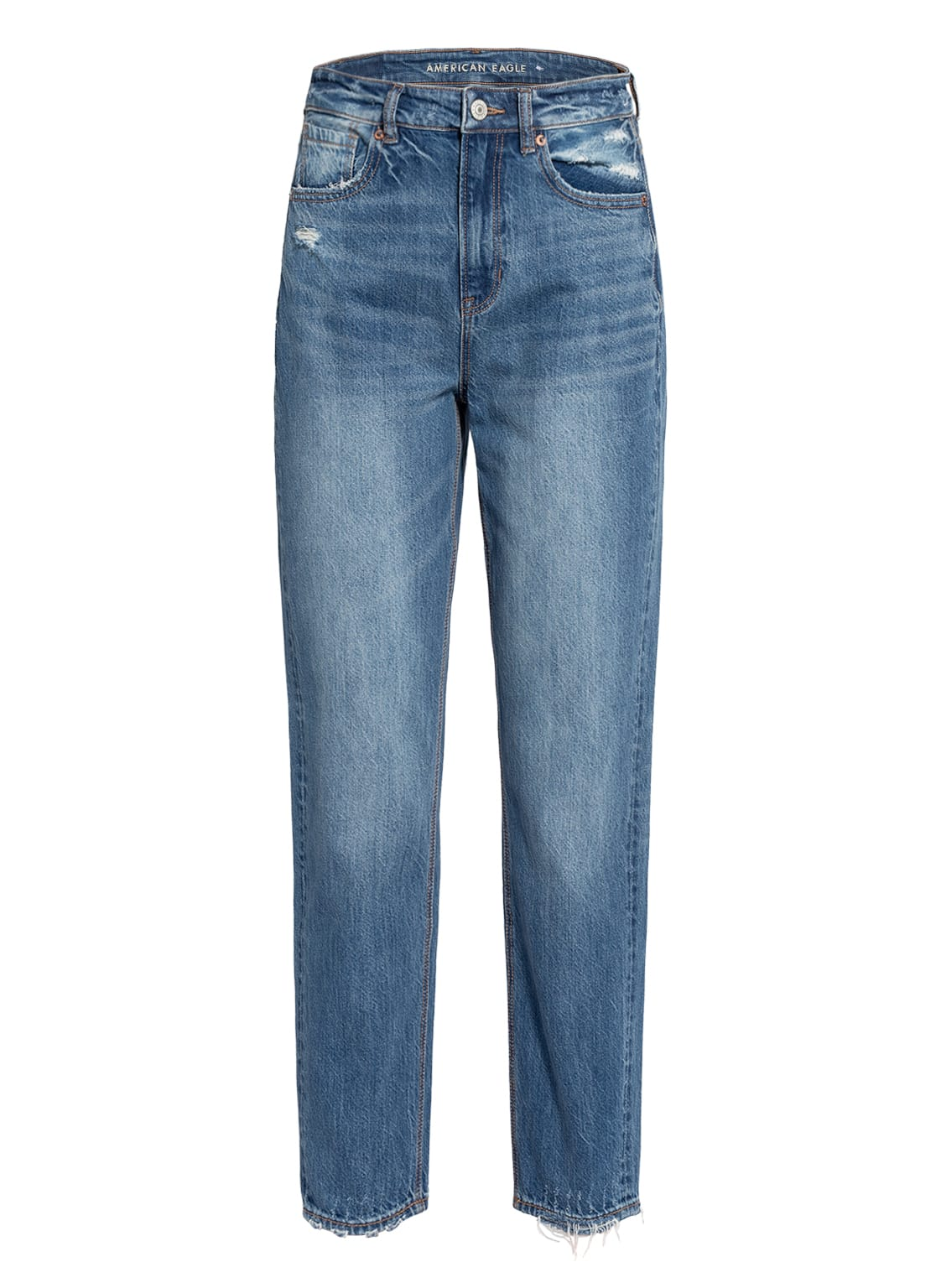 Image of American Eagle Destroyed Jeans blau