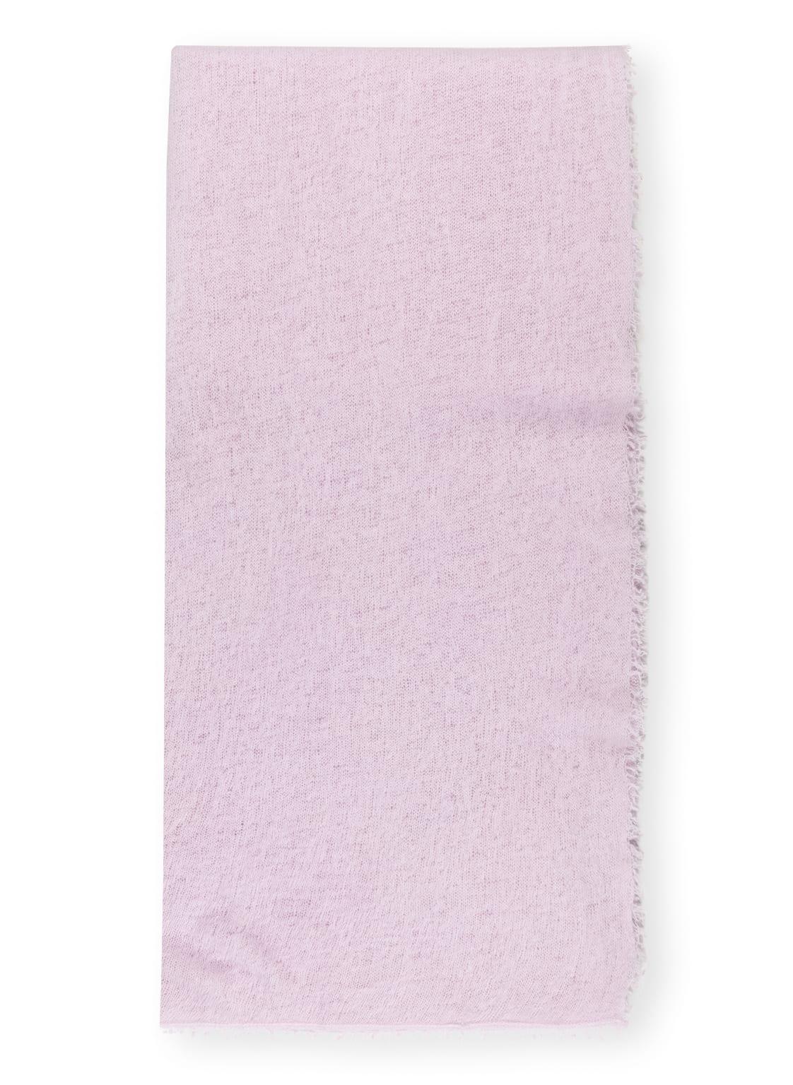 Image of Bakaree Cashmere-Schal violett