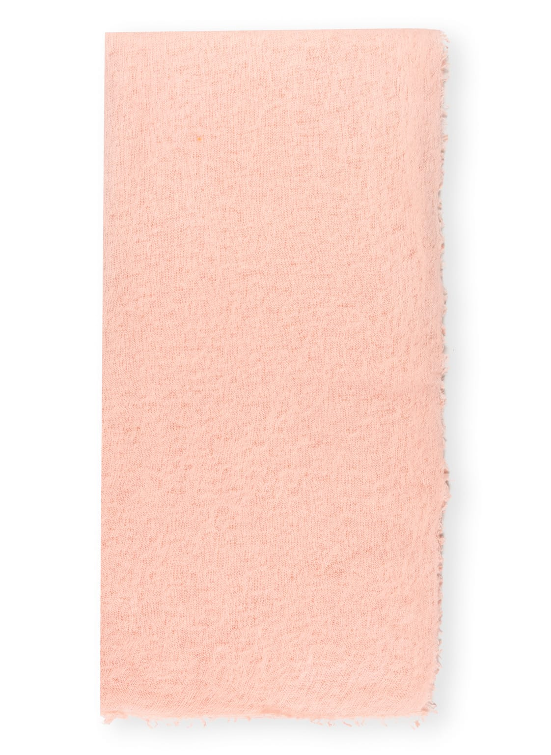 Image of Bakaree Cashmere-Schal orange