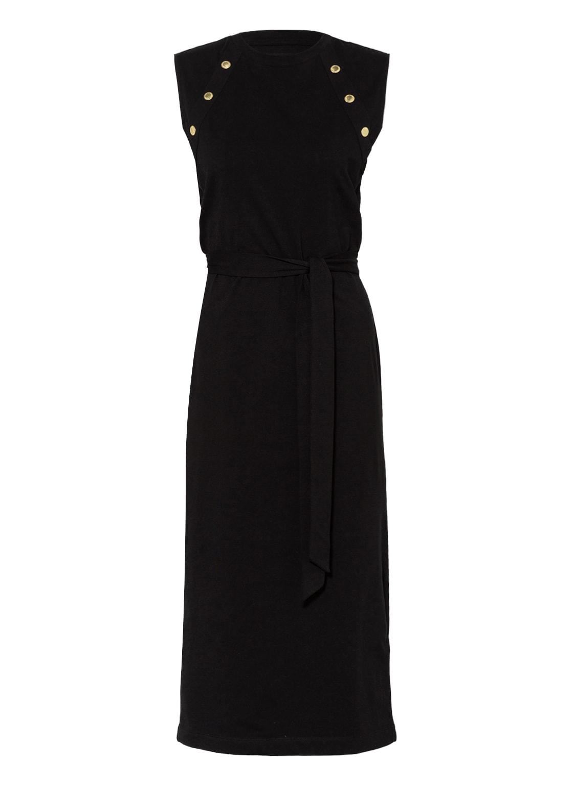 Image of Barbour International Kleid Hallstatt schwarz