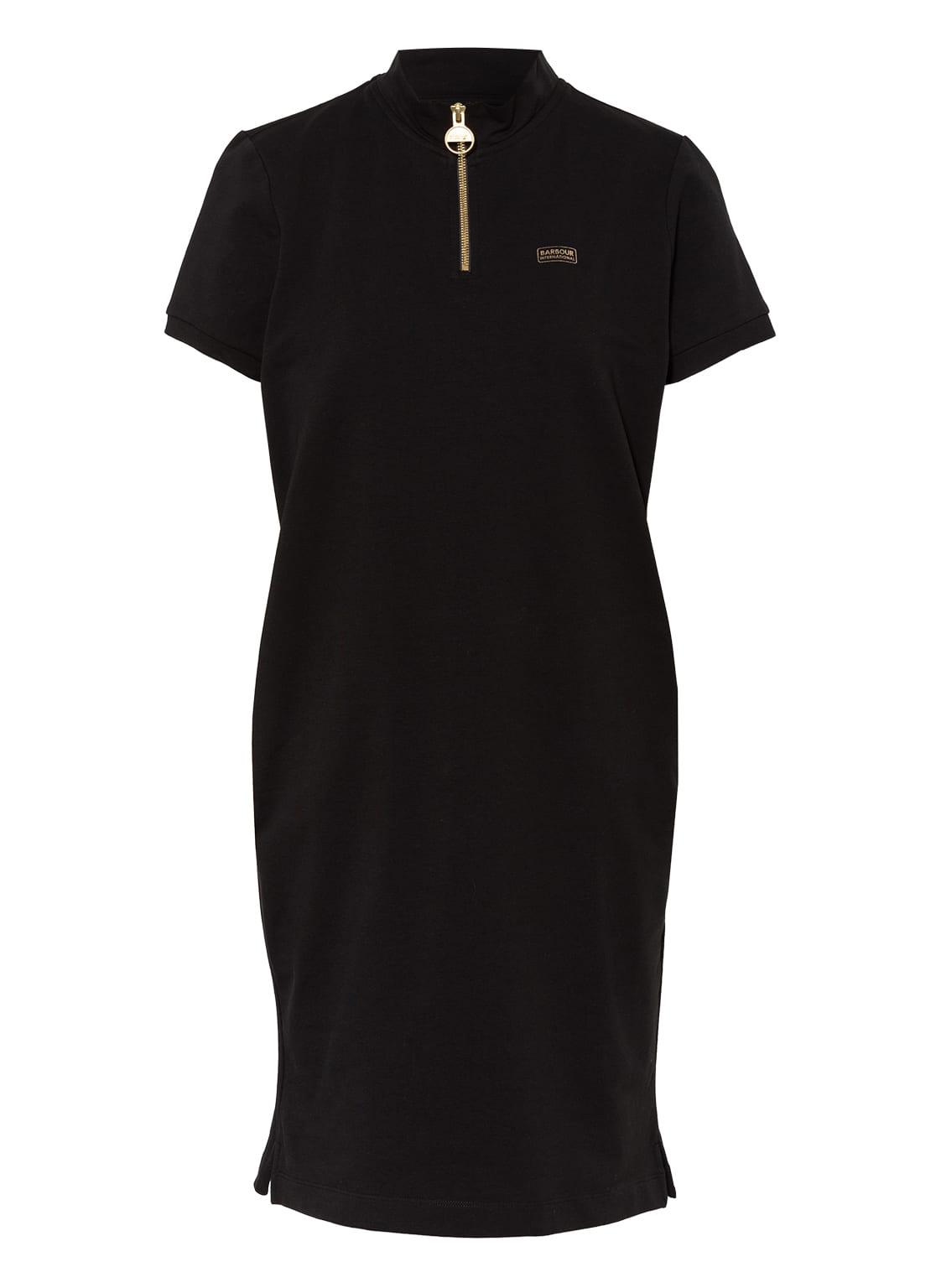 Image of Barbour International Kleid Baltimore schwarz