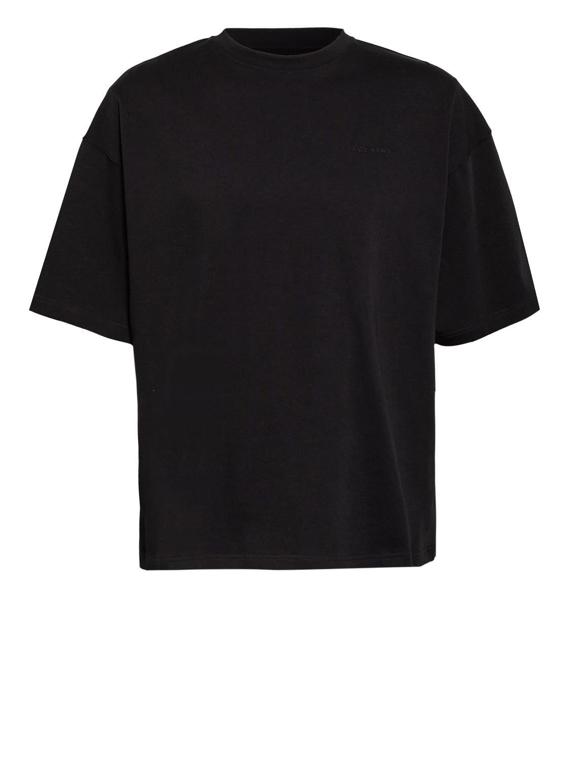 Image of A-Cold-Wall* Oversized-Shirt schwarz