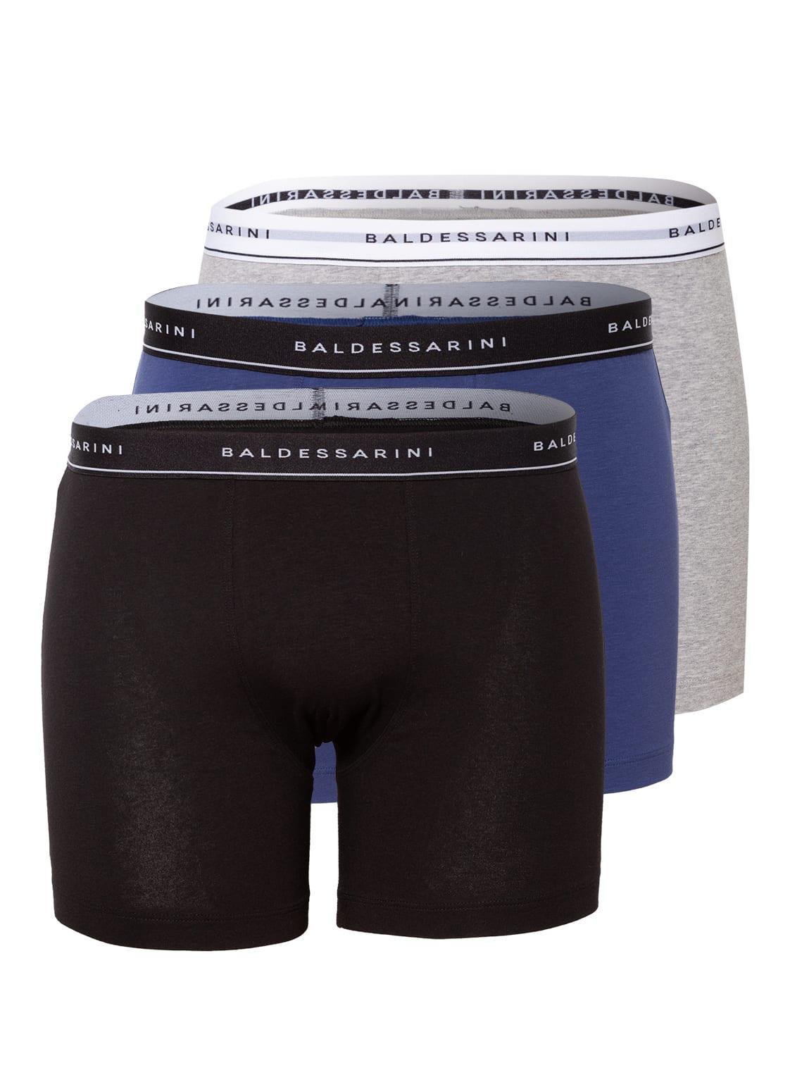 Image of Baldessarini 3er-Pack Boxershorts blau