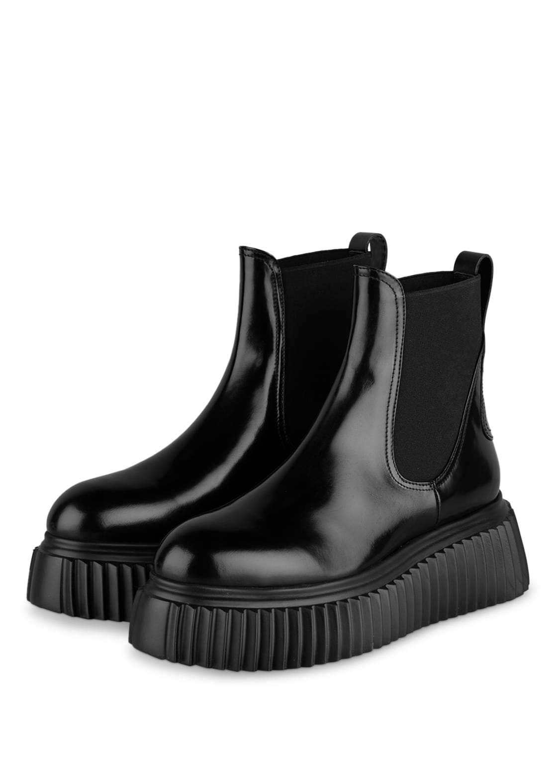 Image of Agl Chelsea-Boots Malisa schwarz