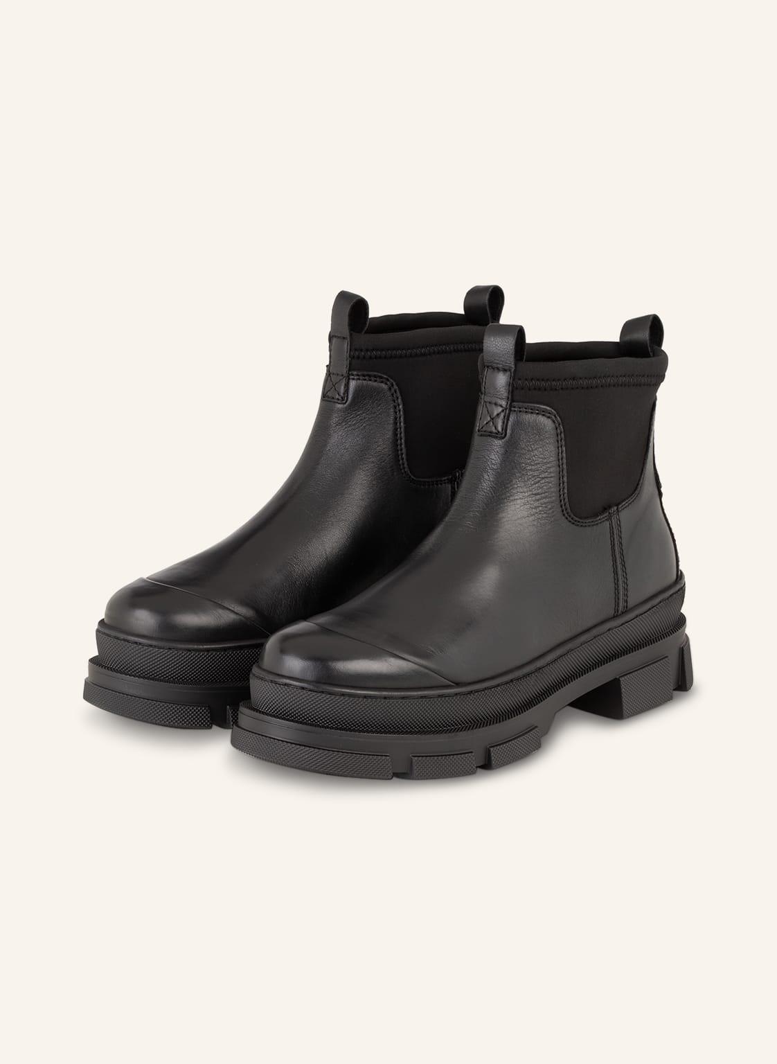 Image of Aldo Chelsea-Boots Puddle schwarz