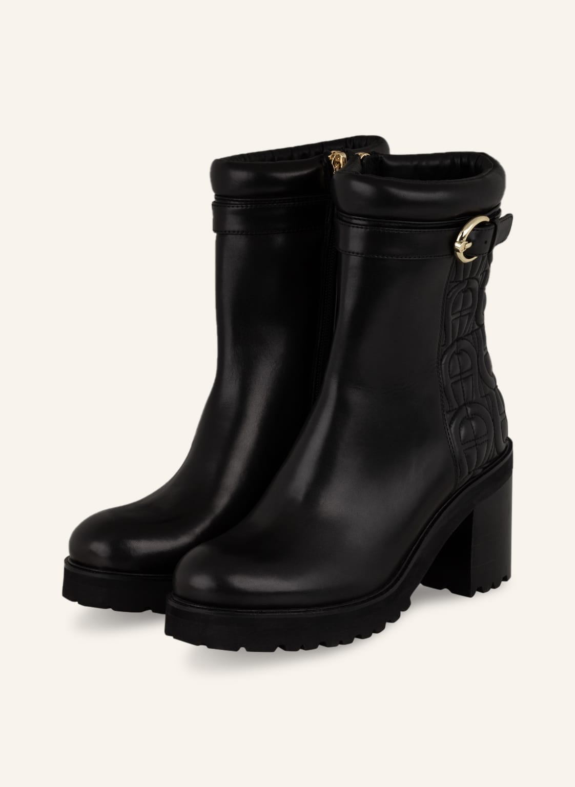 Image of Aigner Boots Amy schwarz