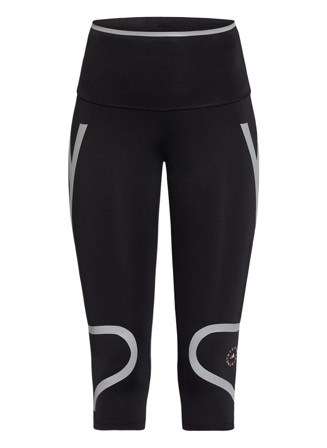 Image of Adidas By Stella Mccartney 3/4-Tights Truepace Heat.Rdy Running Primeblue schwarz