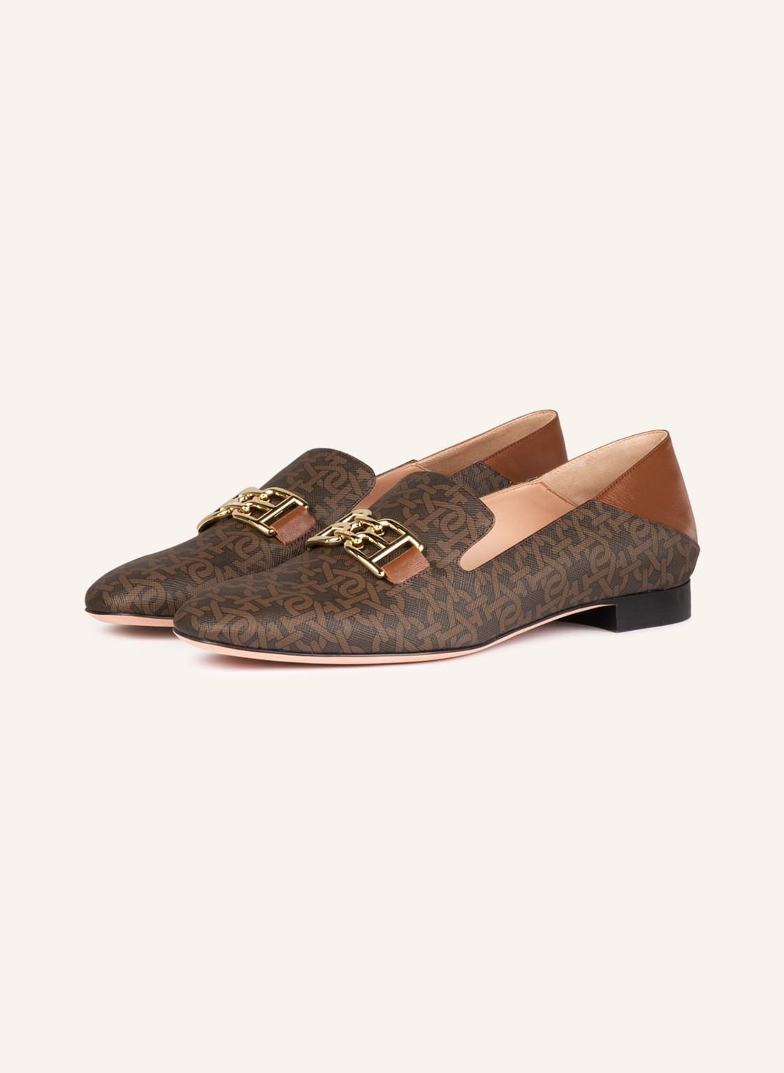 Image of Bally Loafer Elely braun