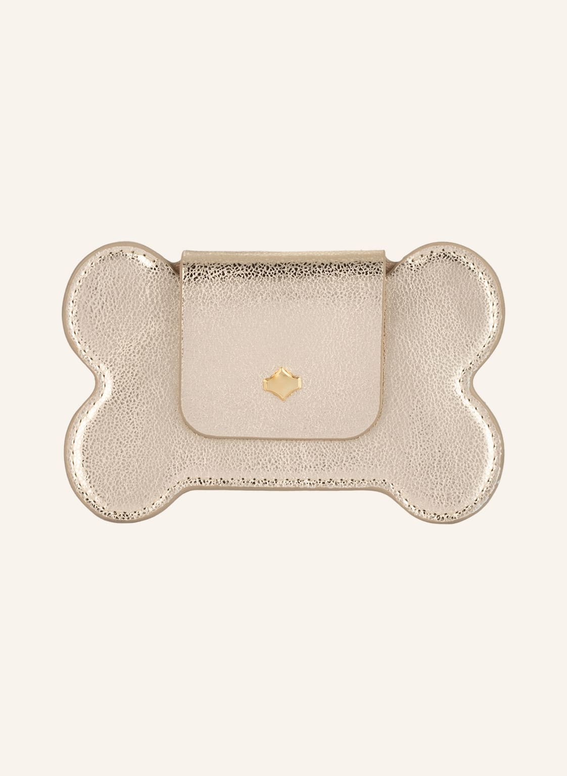 Image of Any Di Taschenanhänger gold