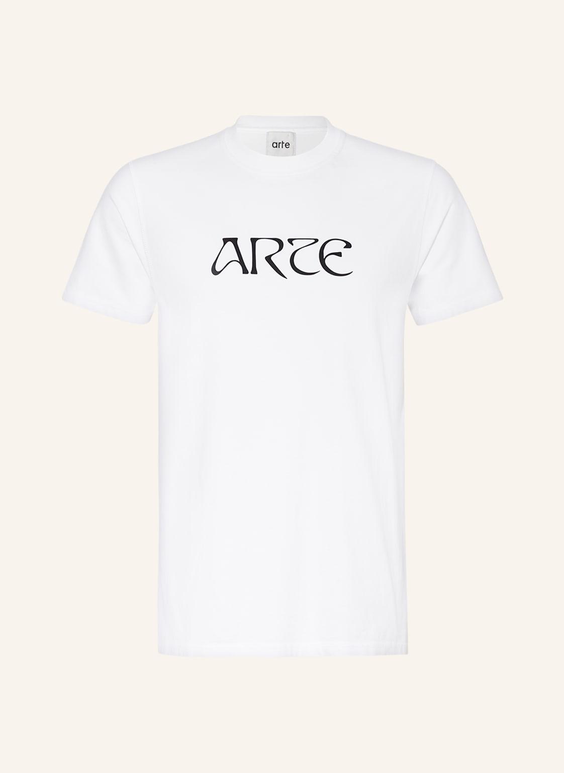 Image of Arte Antwerp T-Shirt weiss