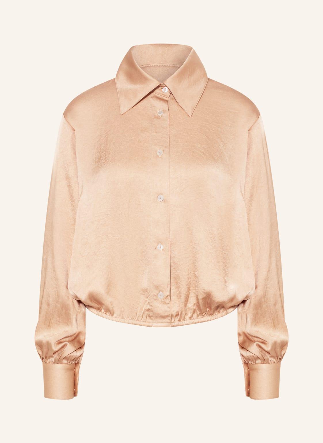 Image of American Vintage Hemdbluse Widland braun