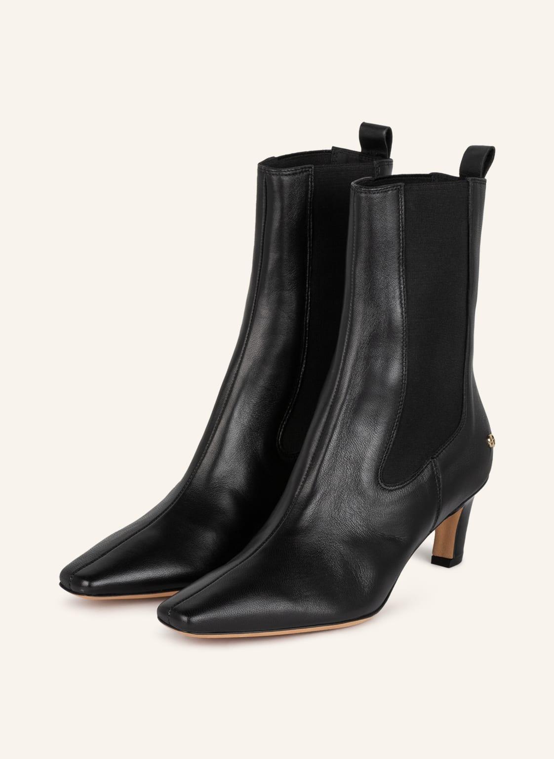 Image of Anine Bing Chelsea-Boots Nolan schwarz
