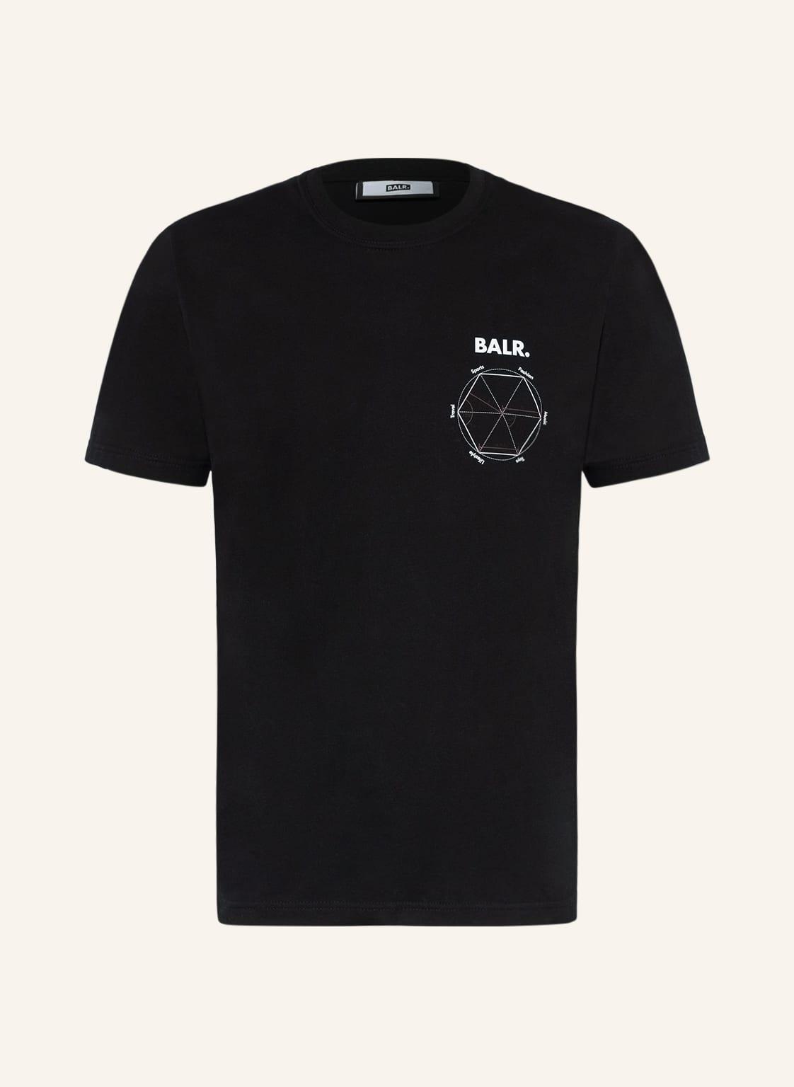 Image of Balr. T-Shirt Olaf schwarz