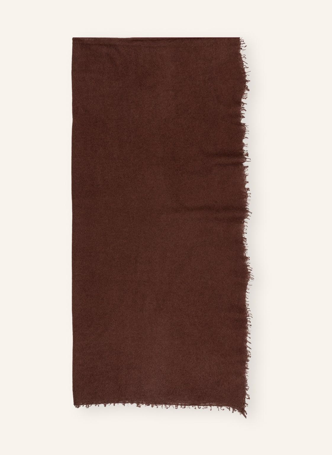 Image of Bakaree Cashmere-Schal braun