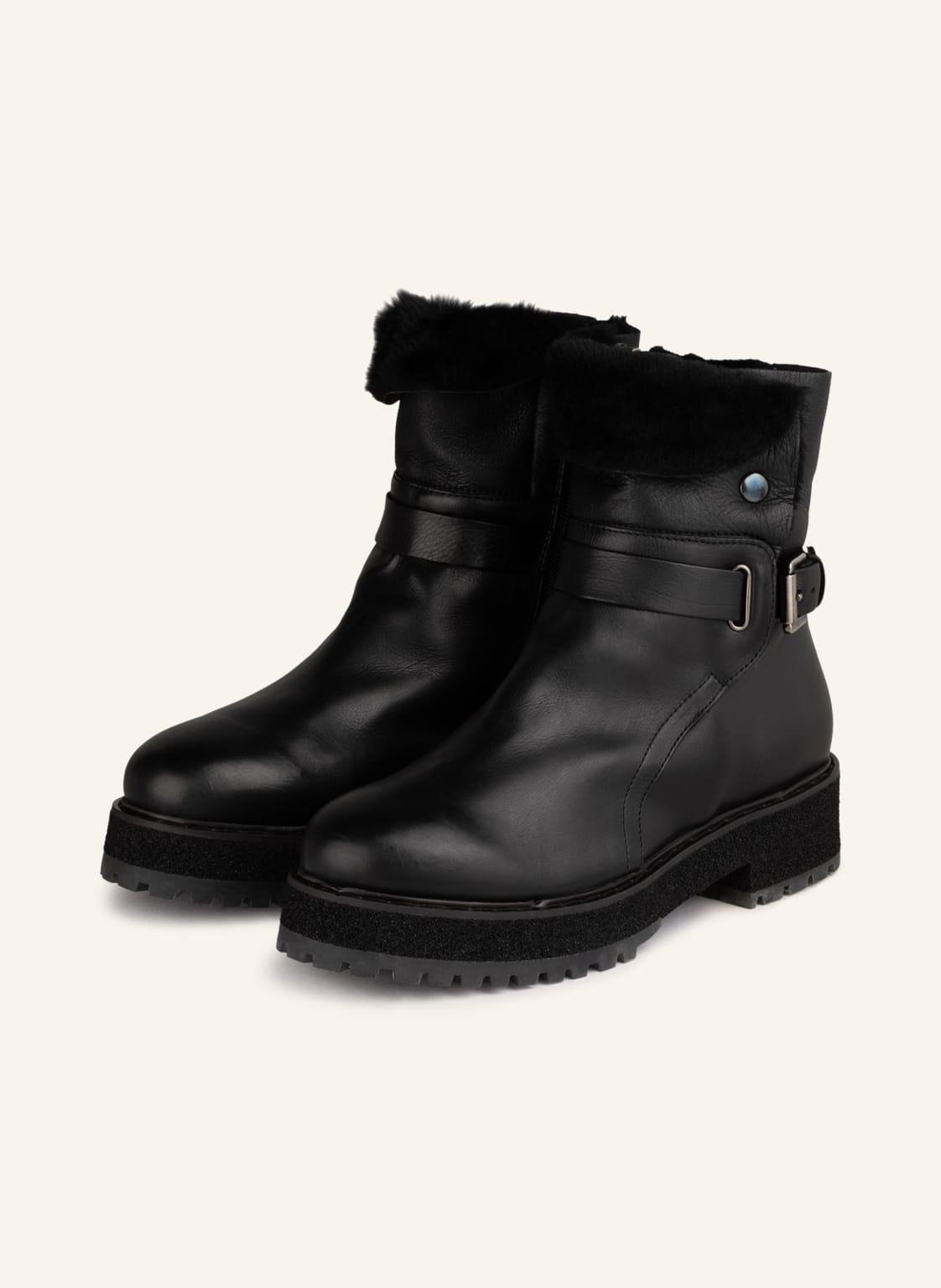 Image of Agl Boots schwarz