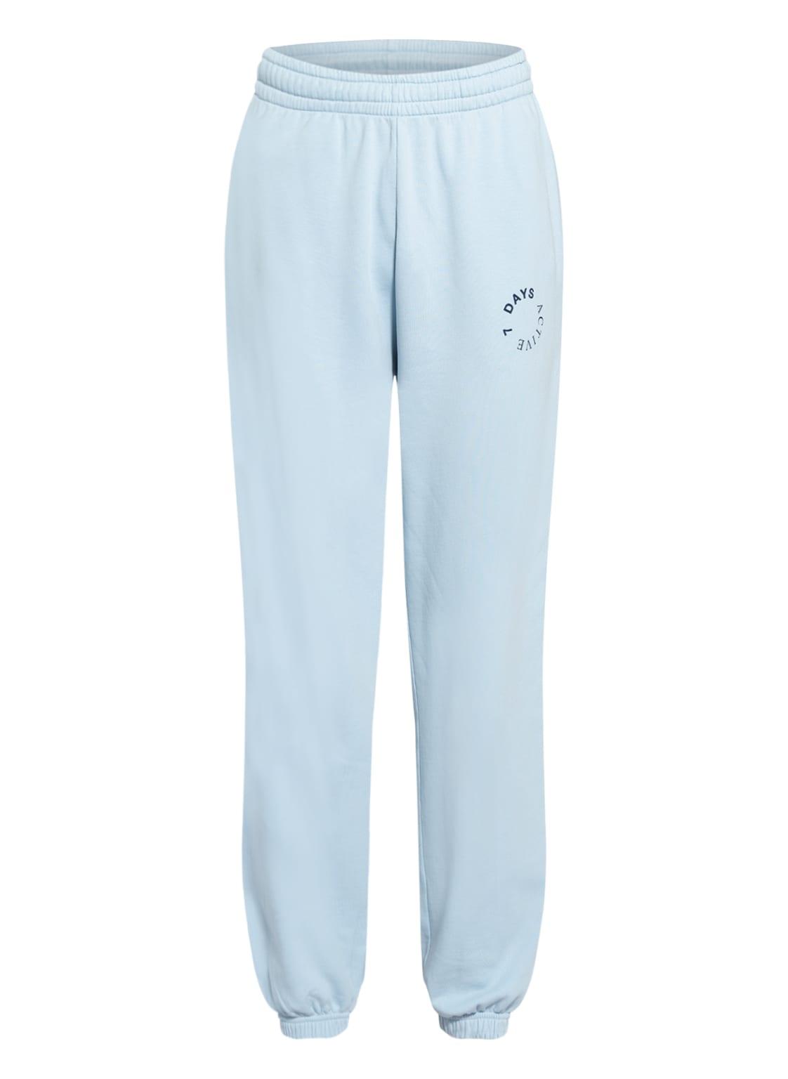 Image of 7 Days Active Sweatpants Monday blau