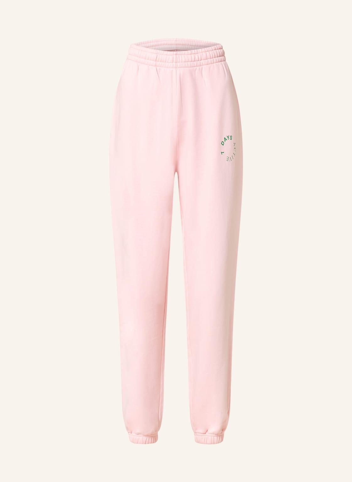 Image of 7 Days Active Sweatpants Monday rosa