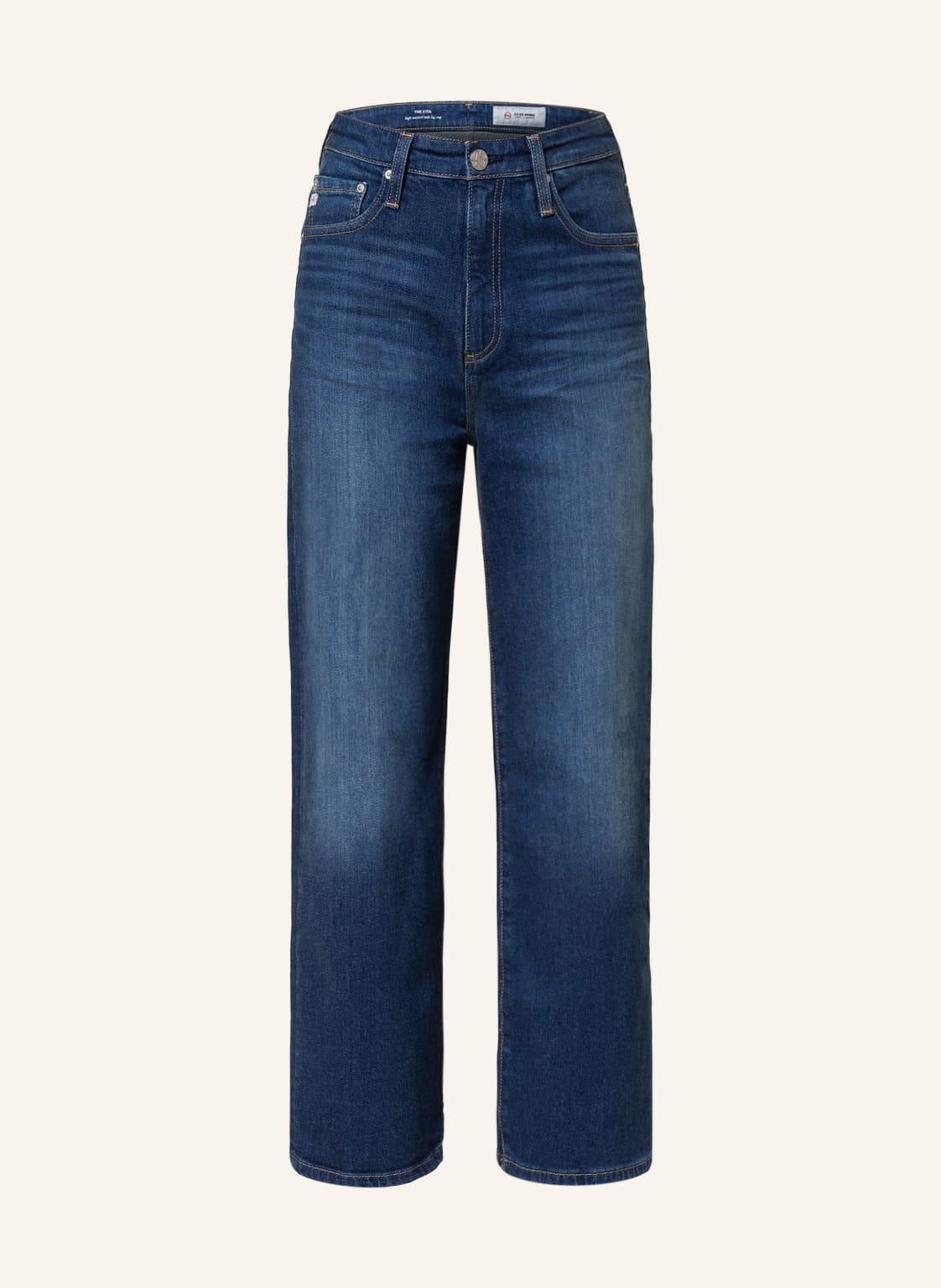 Image of Ag Jeans 7/8-Jeans The Etta blau