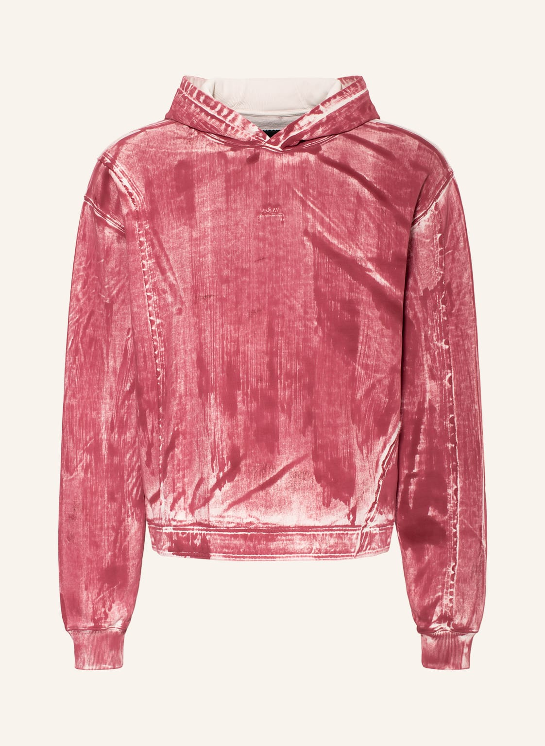 Image of A-Cold-Wall* Hoodie rot
