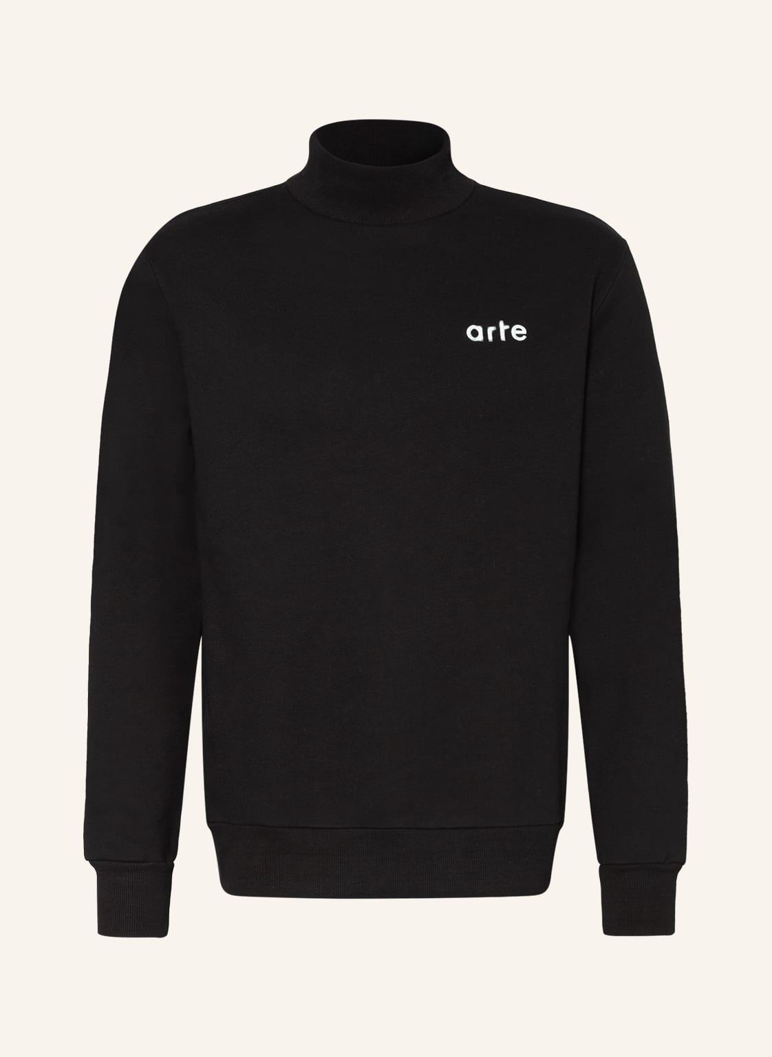 Image of Arte Antwerp Sweatshirt schwarz