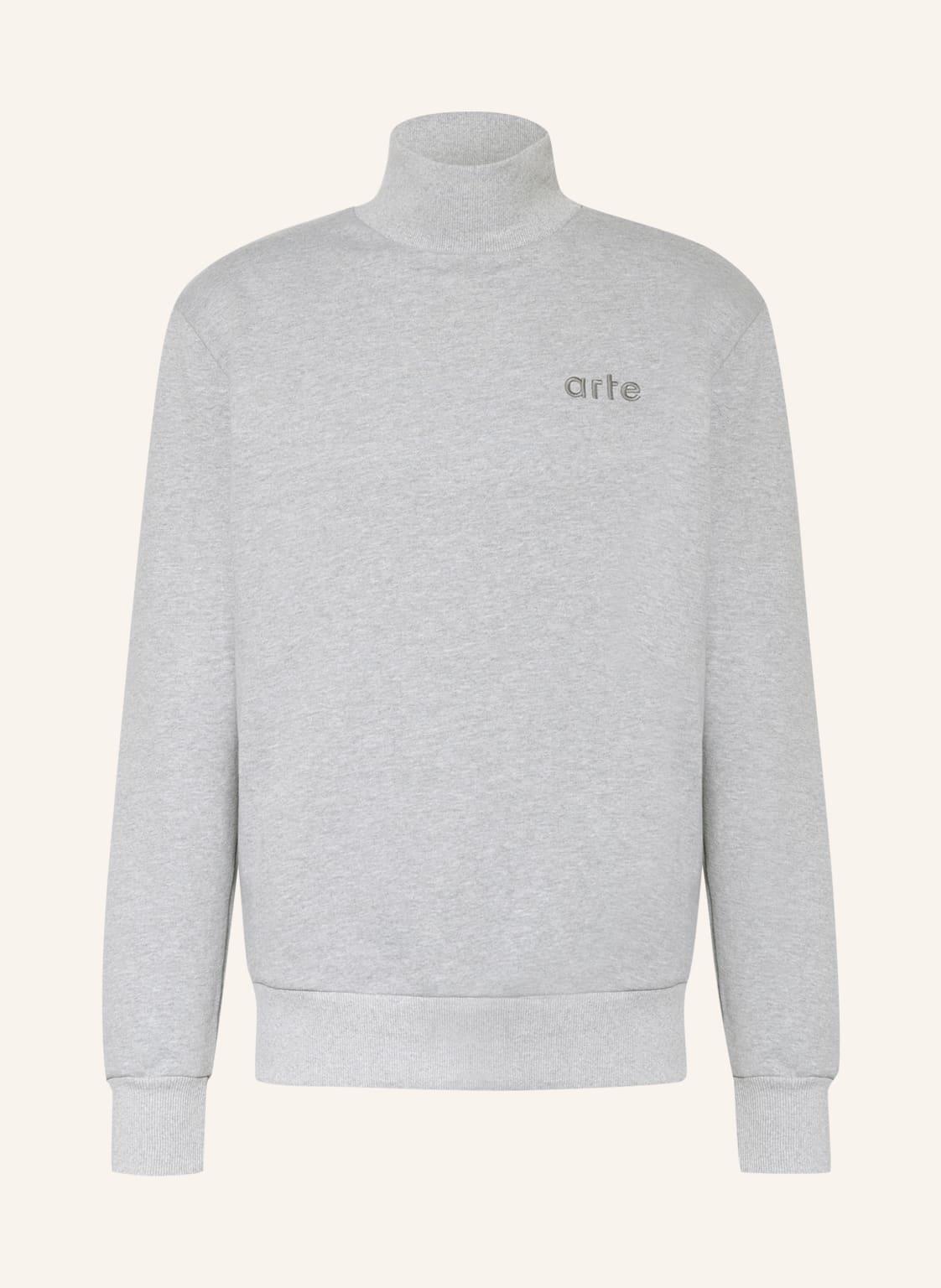 Image of Arte Antwerp Sweatshirt grau