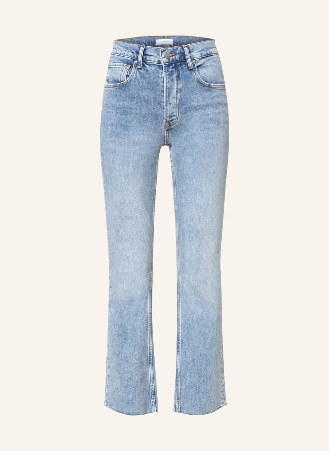 Image of Anine Bing Bootcut Jeans Lara blau