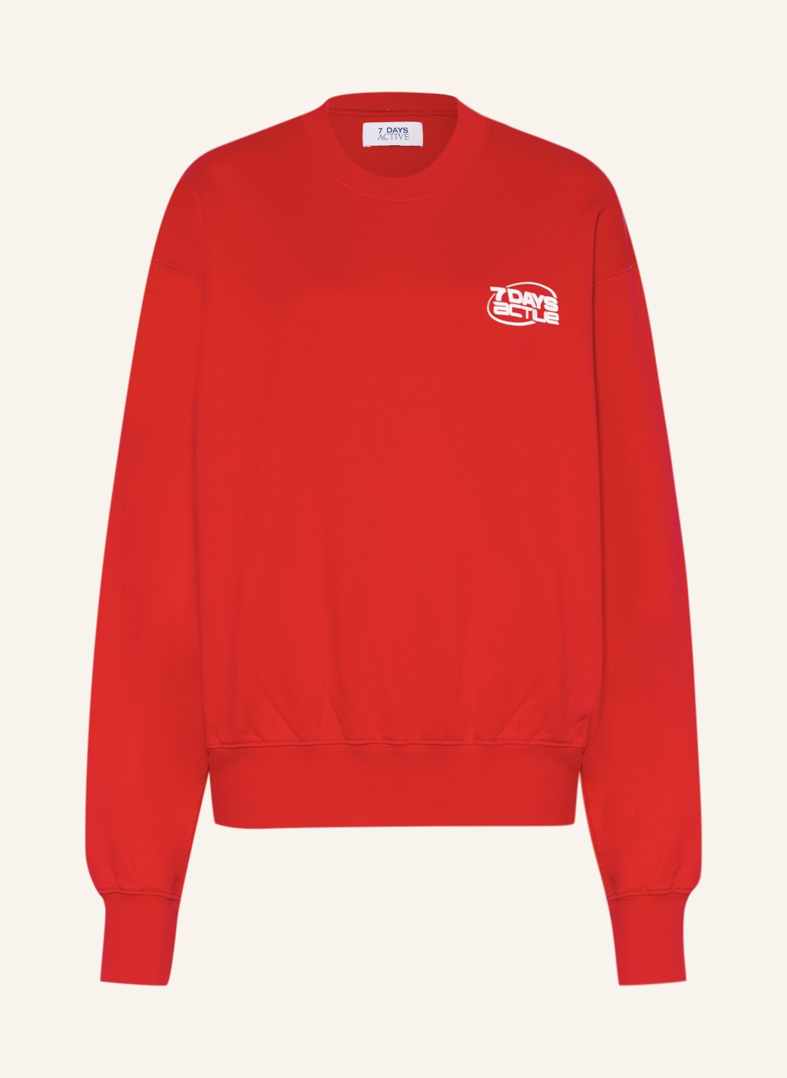 Image of 7 Days Active Sweatshirt rot