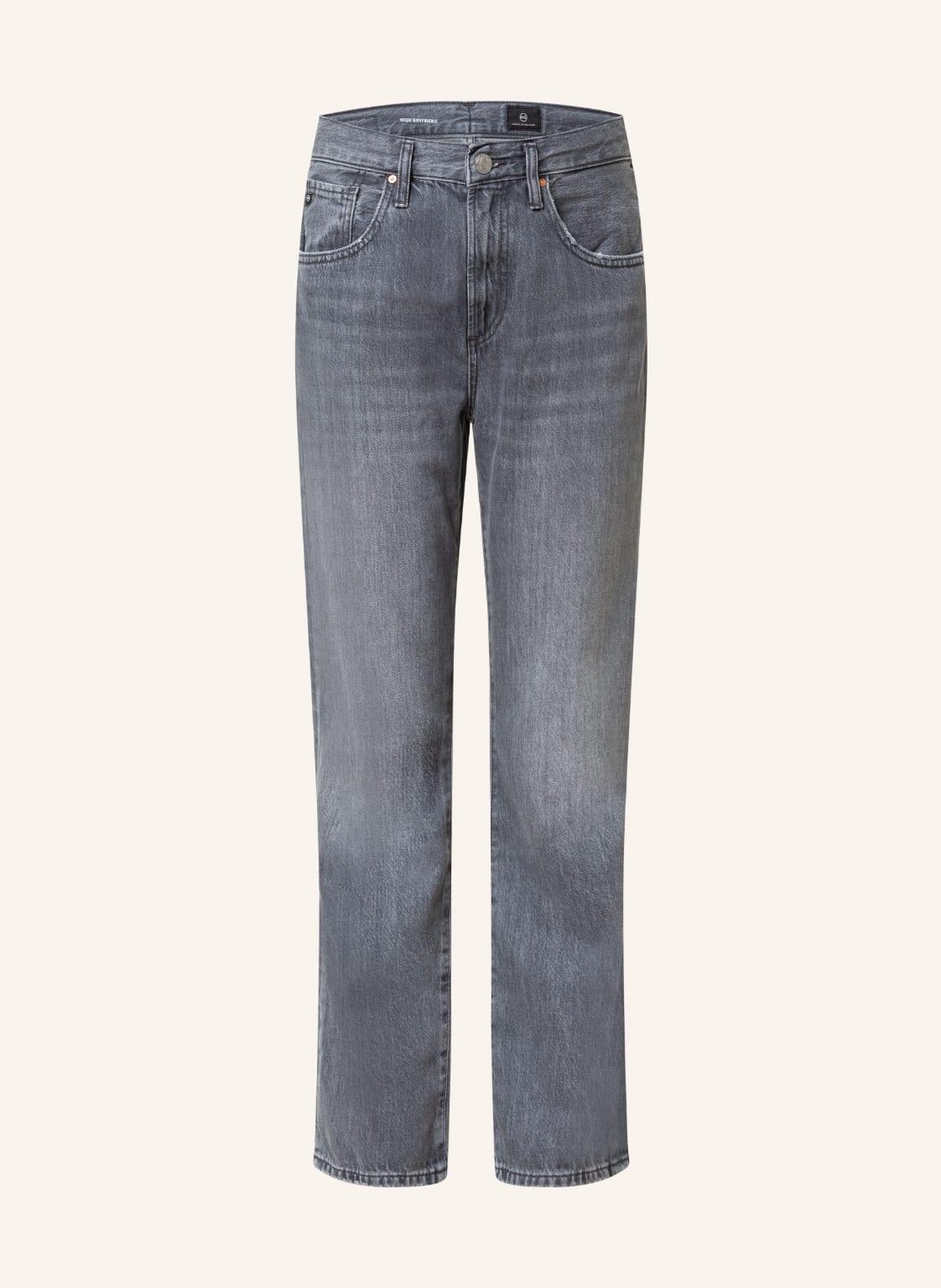 Image of Ag Jeans Boyfriend Jeans grau