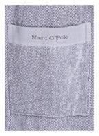 Marc O'Polo Unisex-Bademantel MELANGE, Farbe: GRAU MELIERT (Bild 1)