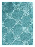 JOOP! Duschtuch CORNFLOWER, Farbe: TÜRKIS (Bild 1)