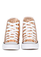 CONVERSE Hightop-Sneaker CHUCK TAYLOR ALL STAR METALLIC