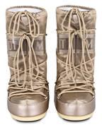 MOON BOOT Moon Boots NYLON GLANCE , Farbe: PLATIN (Bild 1)