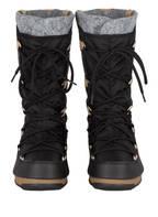 MOON BOOT Moon Boots MONACO FELT , Farbe: SCHWARZ (Bild 1)