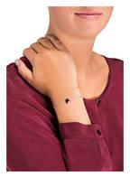 SOPHIE by SOPHIE Armband mit Geburtsstein, Farbe: SILBER/ BORDEAUX (Bild 1)