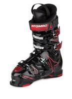 ATOMIC Skischuhe HAWX 1.0 100, Farbe: SCHWARZ/ ROT (Bild 1)