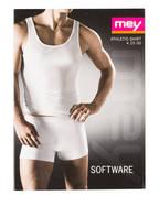 mey Unterhemd SOFTWARE, Farbe: WEISS (Bild 1)