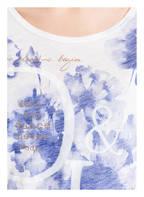 DEHA T-Shirt, Farbe: WEISS/ BLAU (Bild 1)