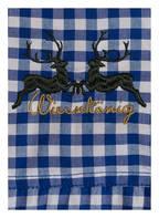 Wiesnkönig Trachtenhemd ANTON , Farbe: BLAU (Bild 1)