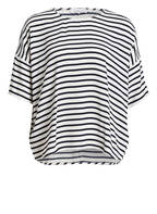 SAMSØE & SAMSØE T-Shirt MAINS, Farbe CREMÉ/ WEISS GESTREIFT (Bild 1)