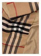 BURBERRY Schal mit Cashmere-Anteil, Farbe: CAMEL (Bild 1)