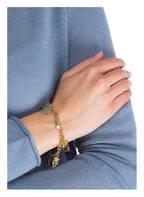 ANNA + NINA Armband CHARM, Farbe: GOLD (Bild 1)