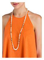 TORY BURCH Perlenkette, Farbe: IVORY/ GOLD (Bild 1)